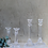 Thumbnail: Elize Glass Candle Stick