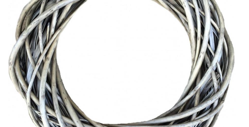 Medium Antique Wash Ring / Wreath