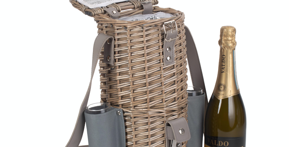 Willow Champagne Carrier