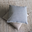 Thumbnail: Sari Large Grey Stripe Cushion
