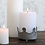 Thumbnail: Rustic White Pillar Candle