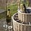 Thumbnail: Garden Party Wicker Wine Basket