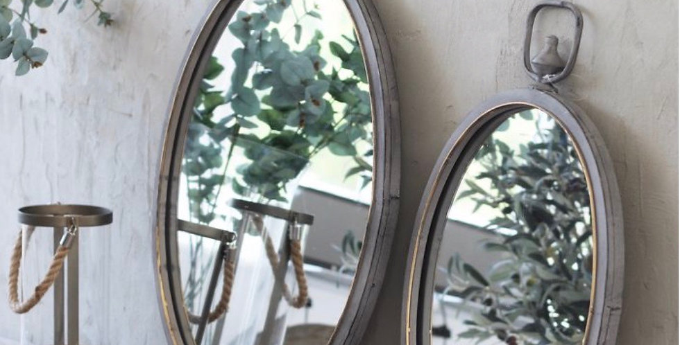 Viscount Mirror Small