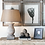 Thumbnail: Birkdale Stone Lamp With Linen Shade