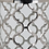 Thumbnail: Large Polished Nickel Arabesque Candle Holder