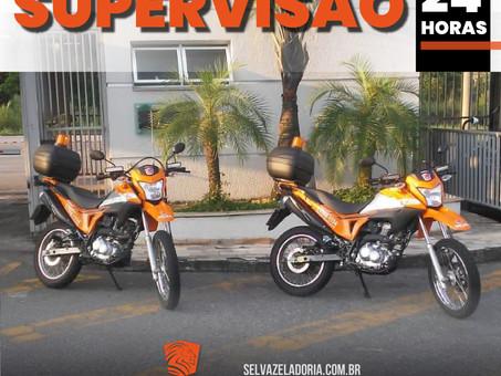 SUPERVISÃO 24H SELVA | FOCO E AGILIDADE