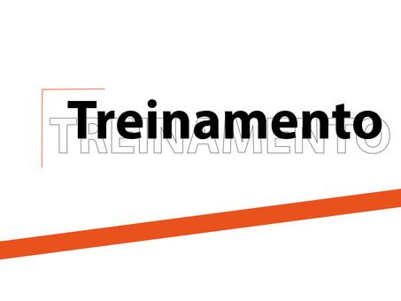 TREINAMENTO | Para garantir a excelência!
