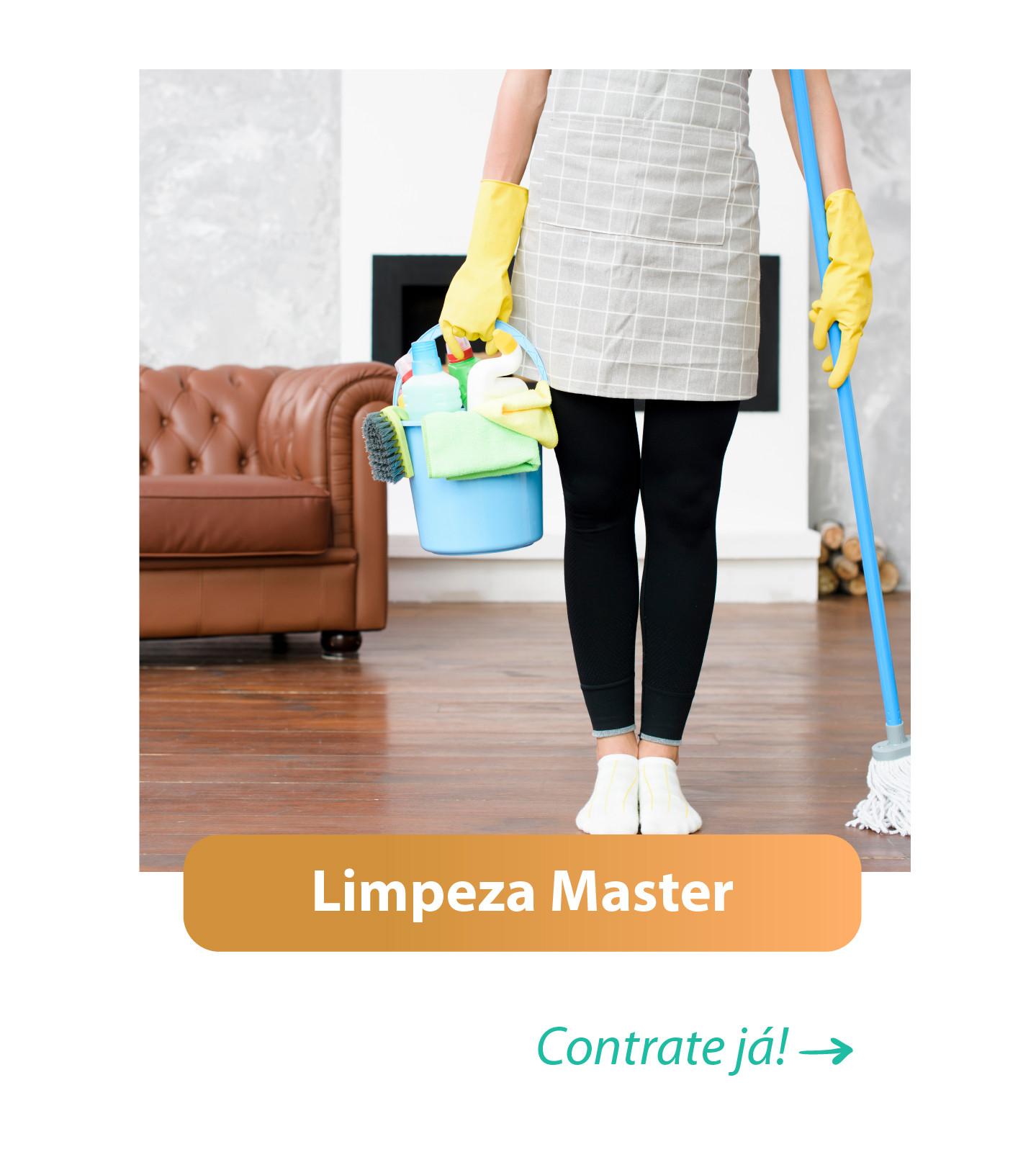 Limpeza Master Residencial