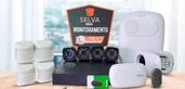 Kit Alarmes Selva - Tecnologia Intelbras