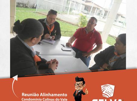Equipe em Ação | Reunião de alinhamento Condomínio Colinas do Vale