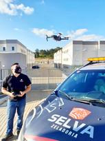 Drone - Apoio ao acompanhamento do perímetro
