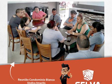 Equipe em Ação | Reunião Condomínio Bianco