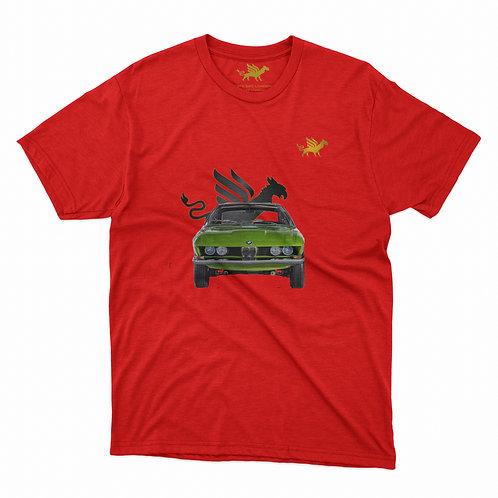 G 520 Green Scrap T-Shirt