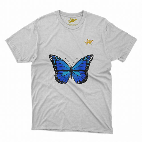 G 520 Happy Butterfly T-Shirt