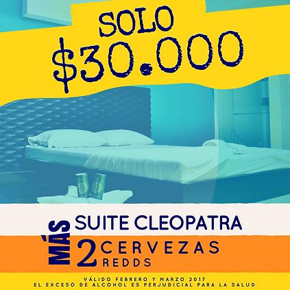 Promoción Motel Indiana en Cartagena