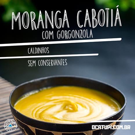 Caldinhos - Moranga Cabotiá.
