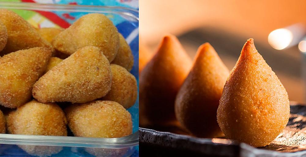 Qual das duas imagens te atrai mais a comprar?