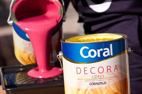 Coral - Tudo de Cor pra você.
