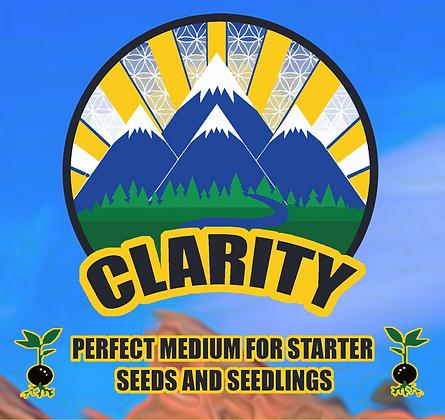 CLARITY ORGANIC SEED STARTING SOIL