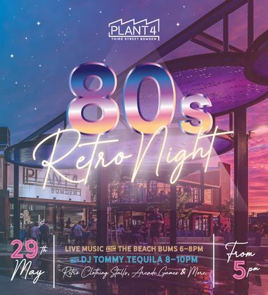 80s Retro Night