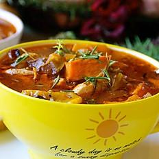 Vegetarian Lover's Soup