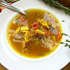 Protein Chicken Soup