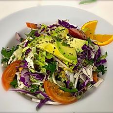 Detox Cabbage Salad