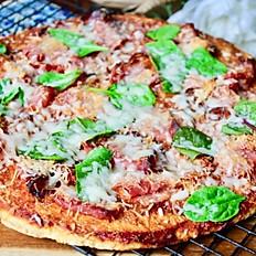 Vegetarian Lover's Pizza