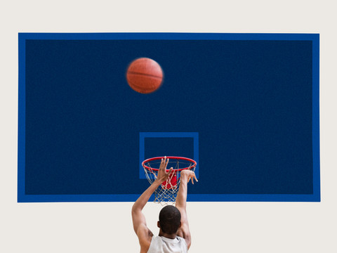 Stay in The Game...Take Your Shot(s)