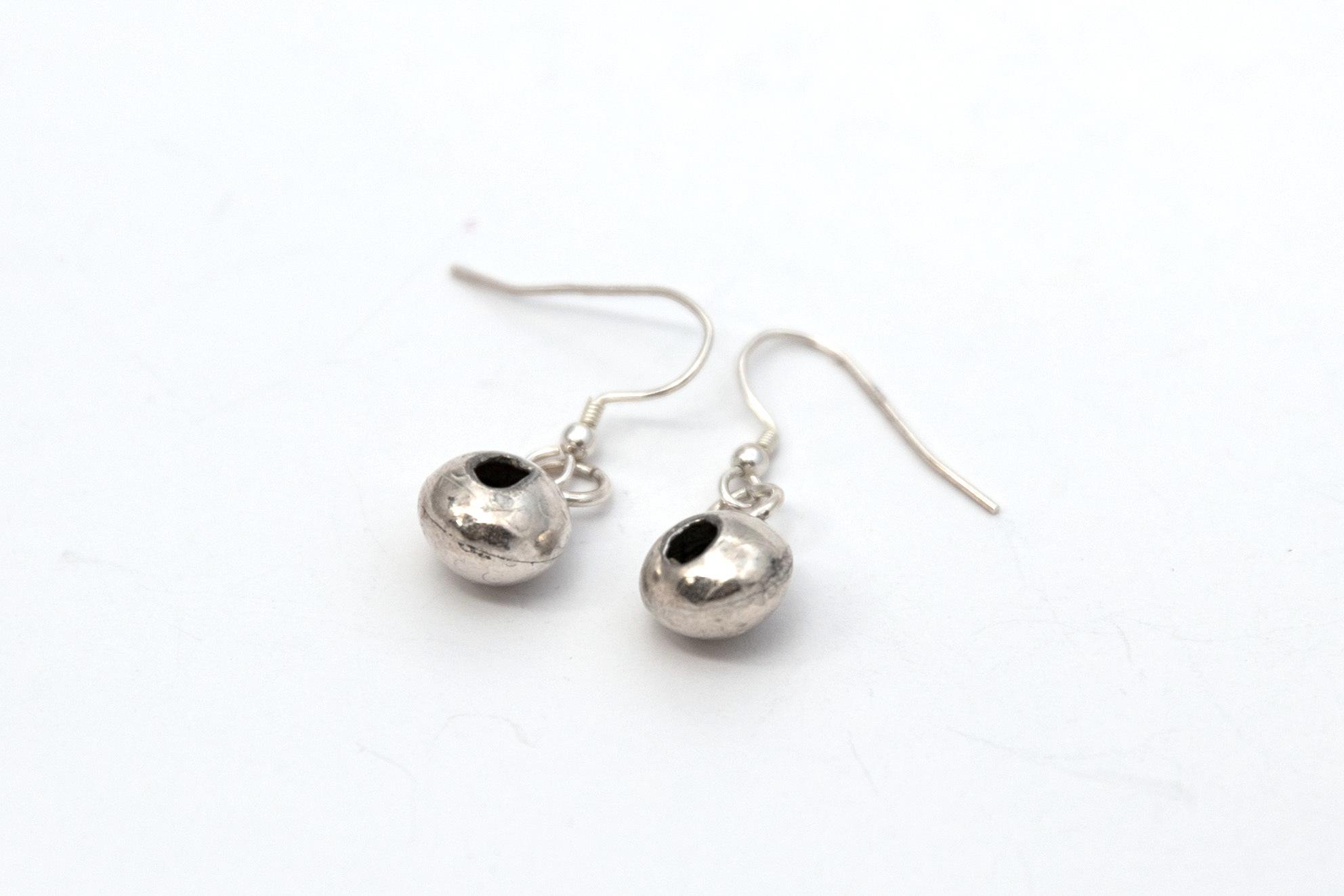 small seedpod earrings 3