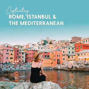 MSC- Captivating Rome%2c Istanbul & Med6