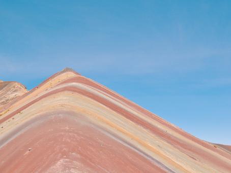 Guide to Rainbow Mountain Peru