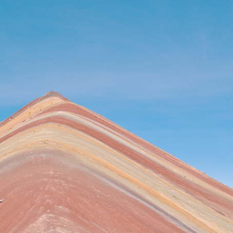 Guide to Rainbow Mountain Peru