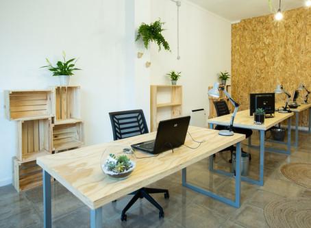 ¿Mobiliario convencional en Sa Multidisciplinar?