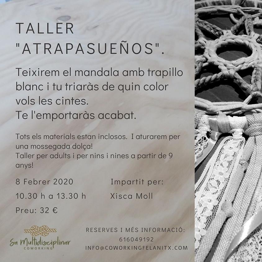 """Taller """"atrapasueños"""""""
