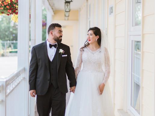 Shahinaz and Abdullah - Wedding