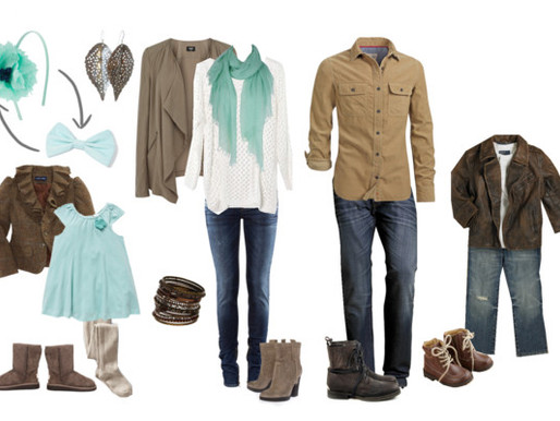 What to wear in Photo Shoots