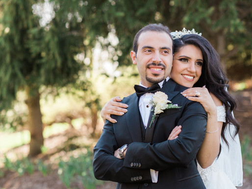Barbara and Michael - Egyptian Coptic Wedding in Toronto