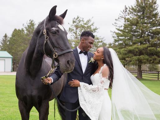 Adeife and Tobi - Nigerian Wedding in Toronto