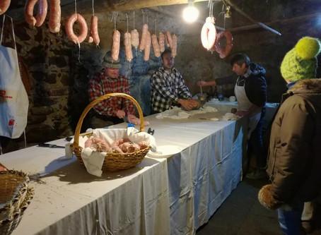 Fra cantine, caspole e piatti tipici alla scoperta delle tradizioni dell'alta Valle Camonica