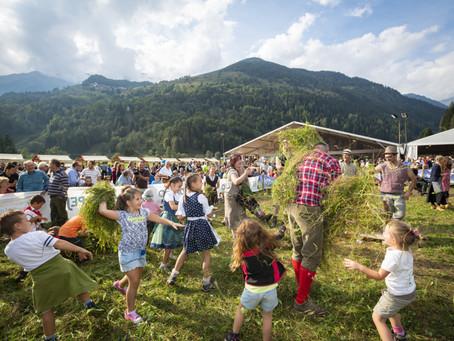 Non c'è montagna senza contadini. Domenica al via la Settimana dell'Agricoltura in Val di Pejo