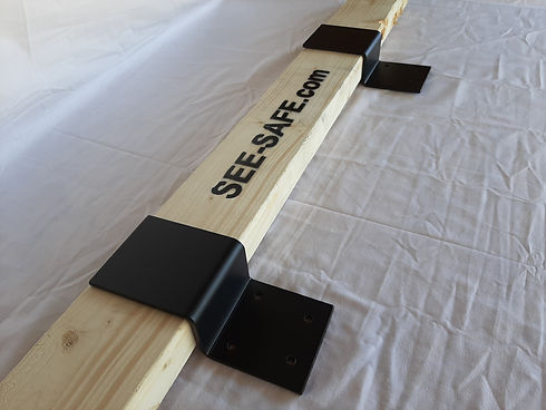 See Safe Security Door 2x4 Bracket Steel 3 inch CodyCo Barricade 2.jpg