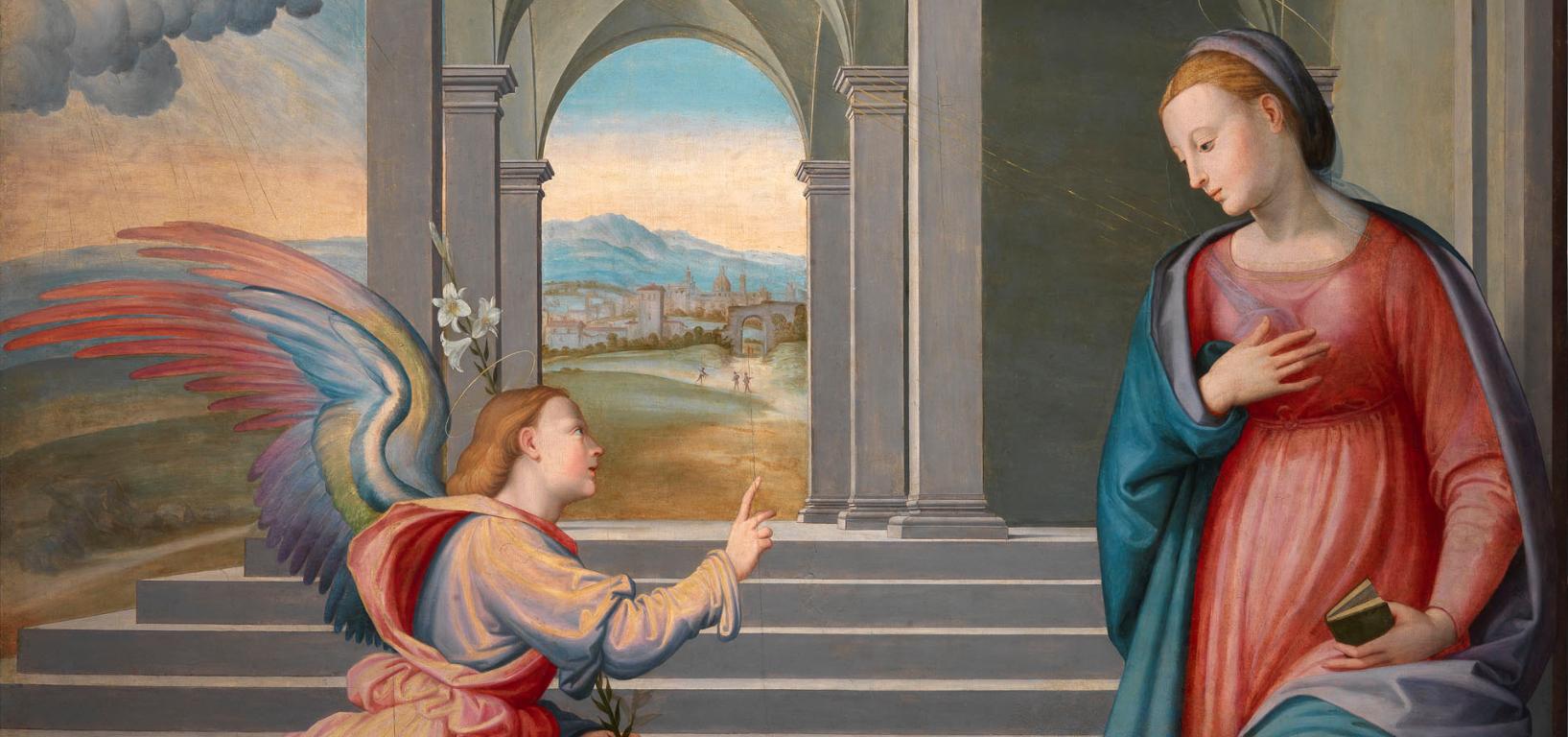 Annunciazione di Fra Paolino
