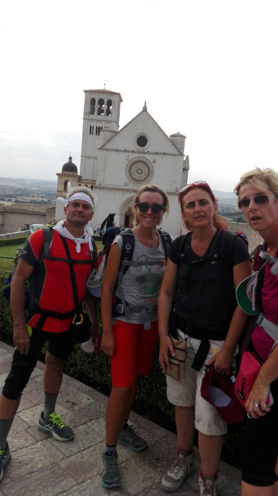 finalmente ad Assisi