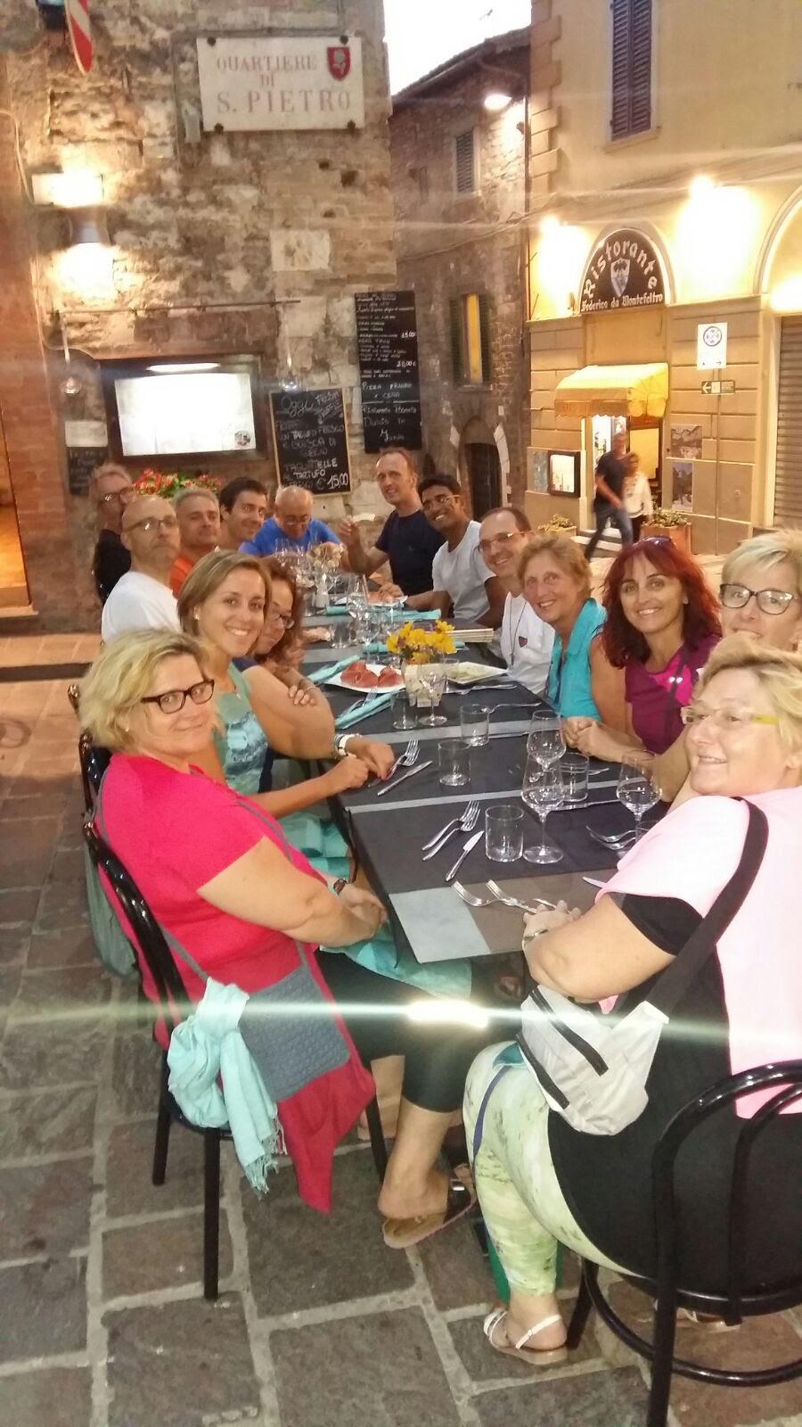 cena a Gubbio