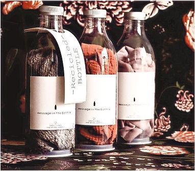 Message in the bottle Terrassa foto
