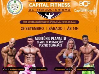 VII Copa Capital Fitness de Fisiculturismo: Informações e inscrição