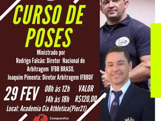 CURSO DE POSES