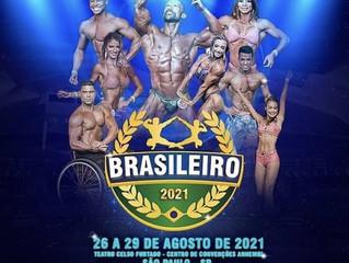 51 CAMPEONATO BRASILEIRO DE FISICULTURISMO IFBB