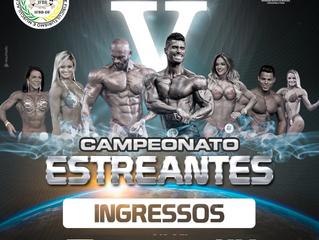 CAMPEONATO ESTREANTES-INGRESSO